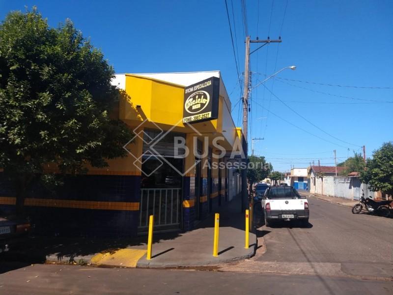 Salão Comercial - Centro - Serrana